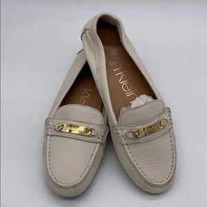 Calvin Klein Leather Loafers 9